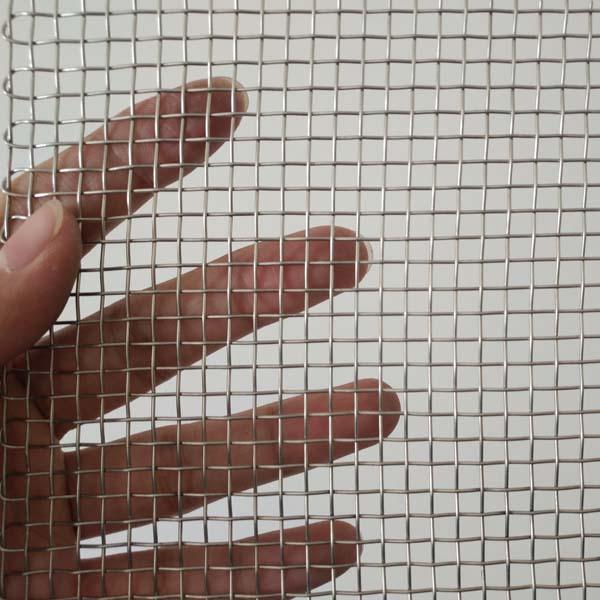 编织不锈钢筛网